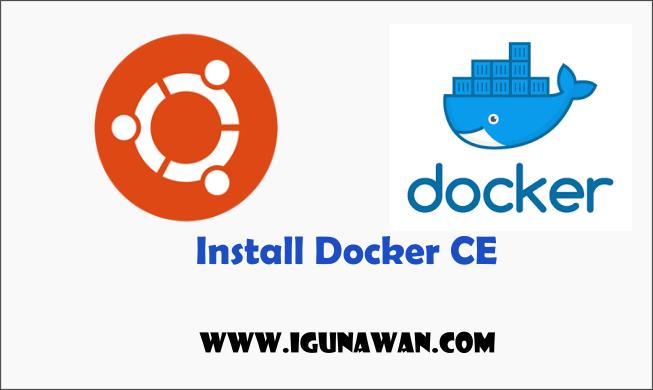 Cara Install Docker CE di Ubuntu