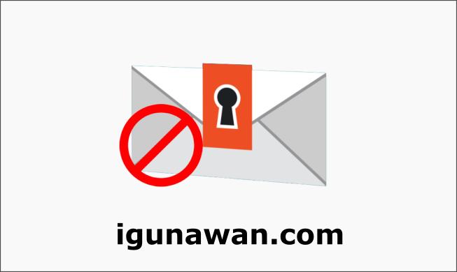 Penanganan Zimbra Terblokir oleh GMail