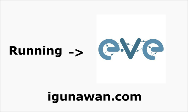 Menjalankan VM EVE-NG di VirtualBox