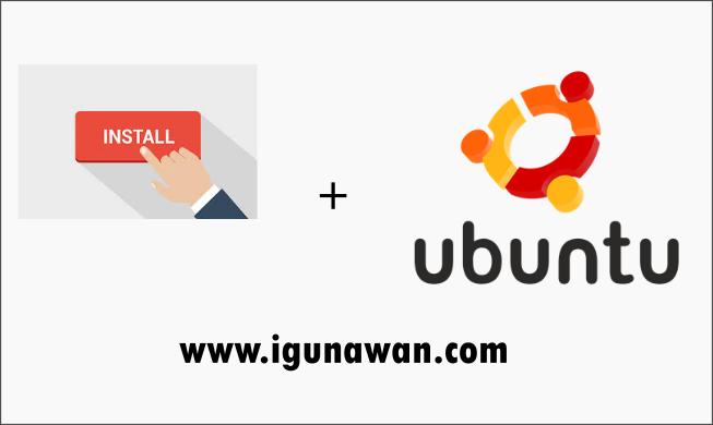 Cara Install Ubuntu Server 18.04