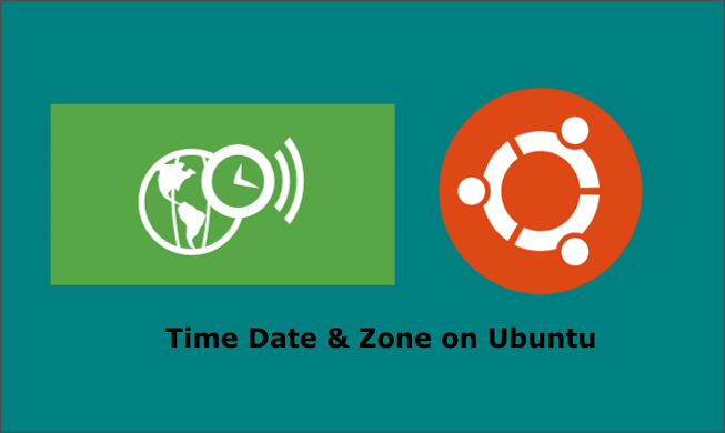 Cara Setting (date and time) di ubuntu server 18.04