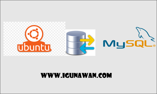 Cara Import Database MySQL di Ubuntu